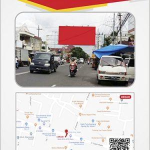 Bando Jalan Pangsud BCA Batu